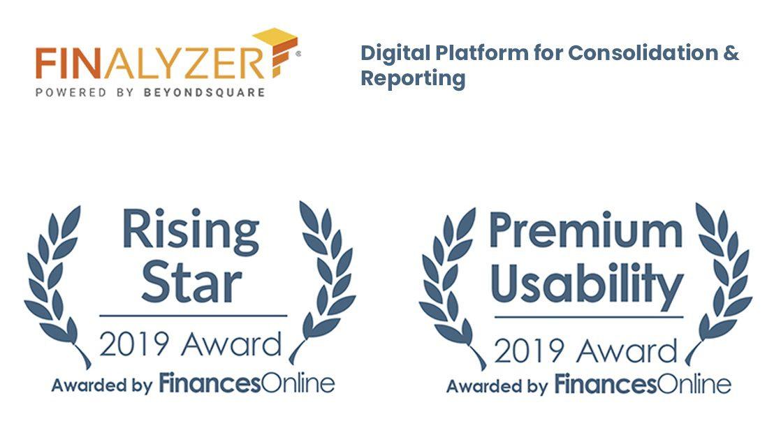 Rising Star & Premium Usability Award