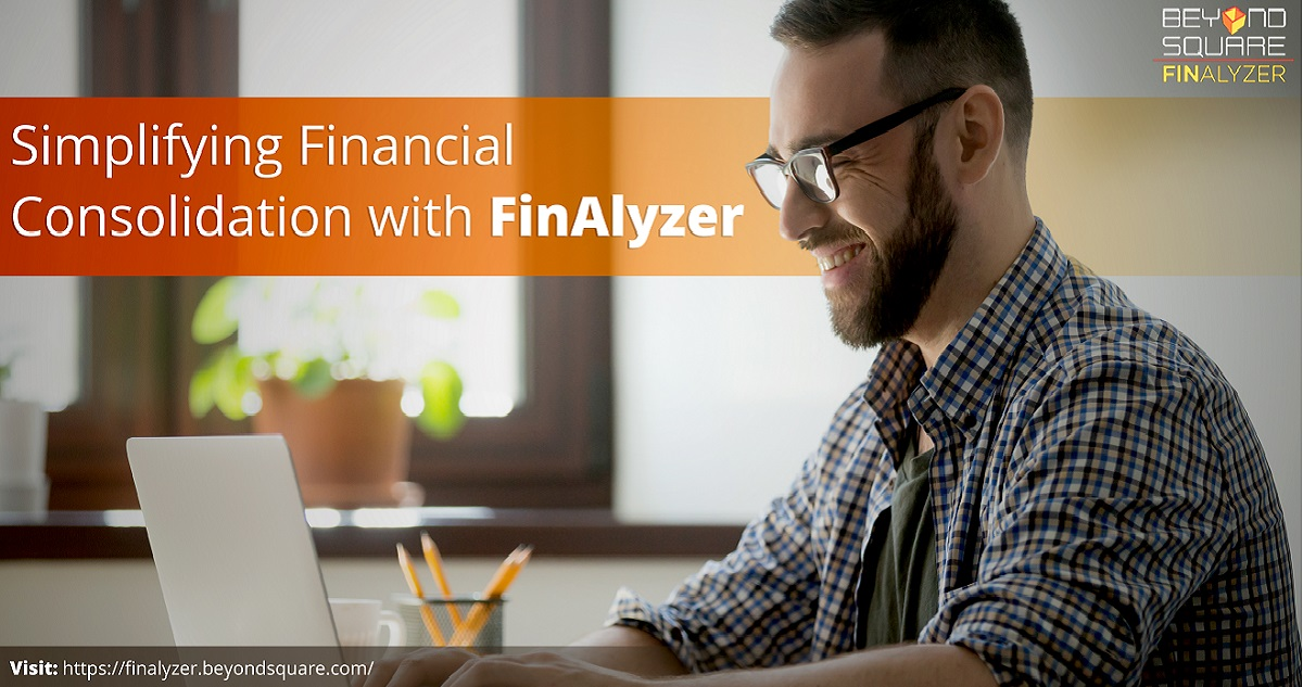 Financial Consolidation with Finalyzer