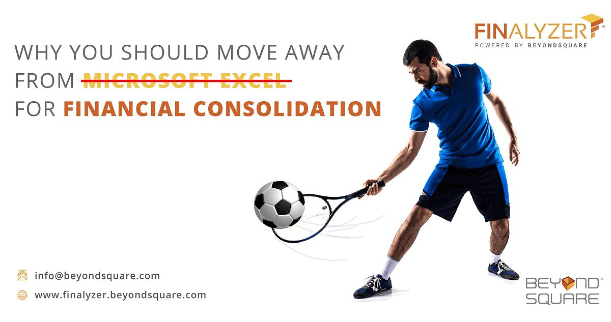 Financial Consolidation Finalyzer